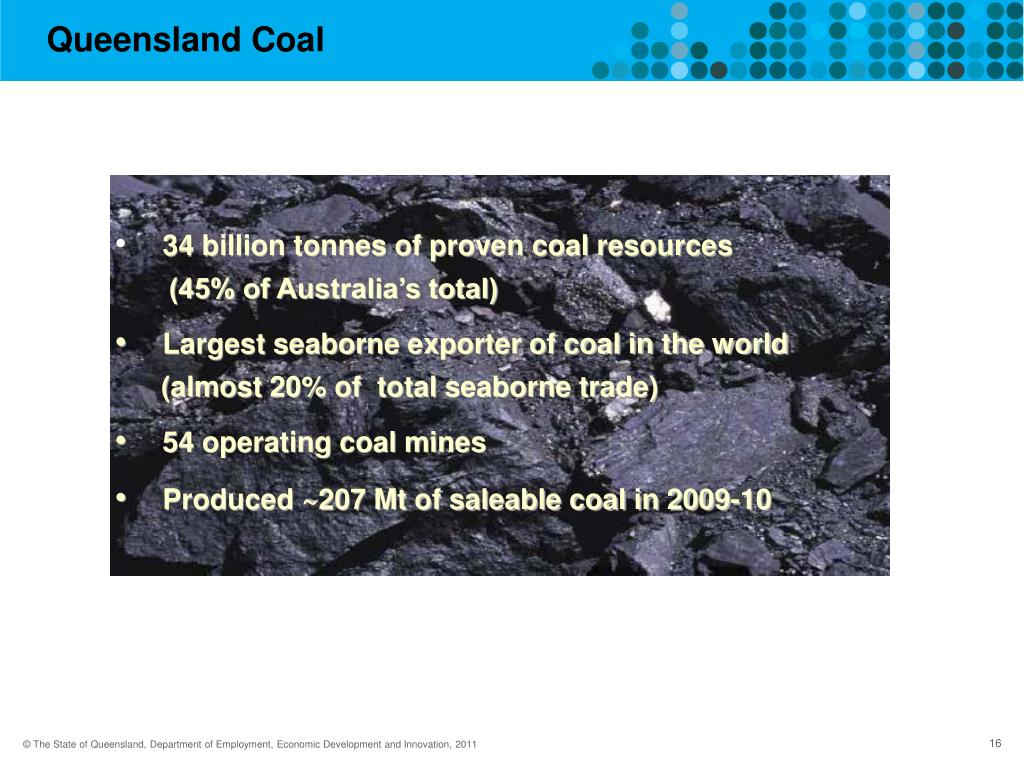 Queensland Coal
