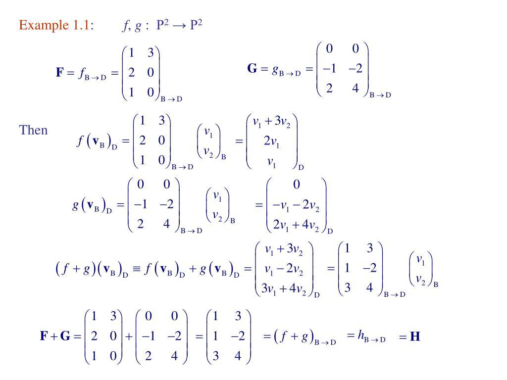 Example 1.1