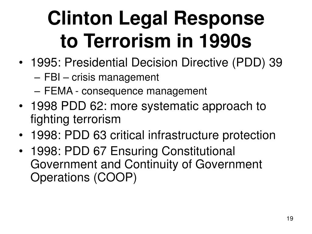 Clinton Legal Response