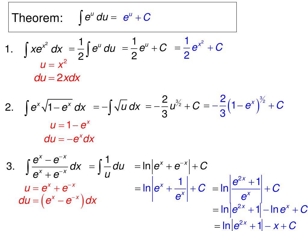 Theorem: