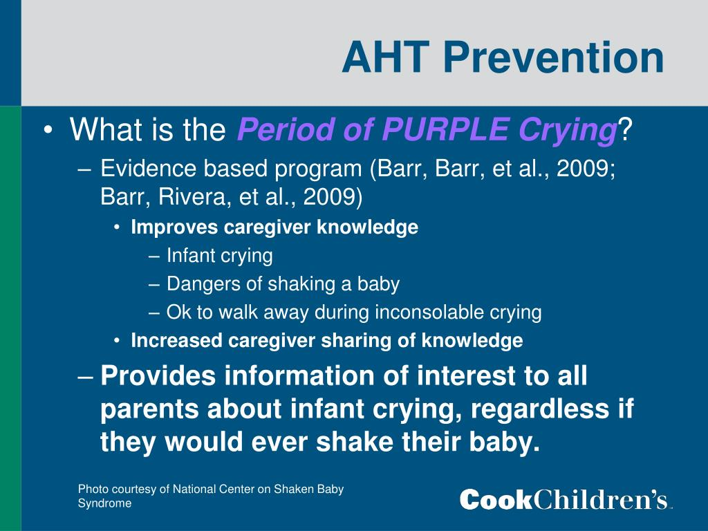 AHT Prevention