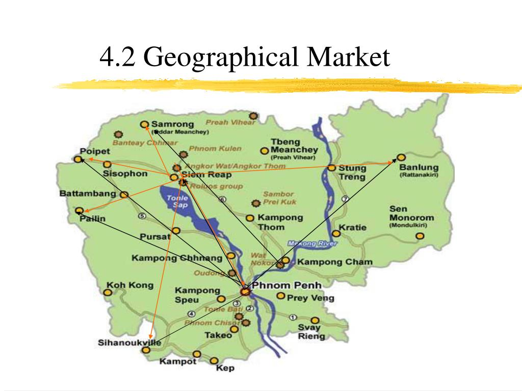 4.2 Geographical Market