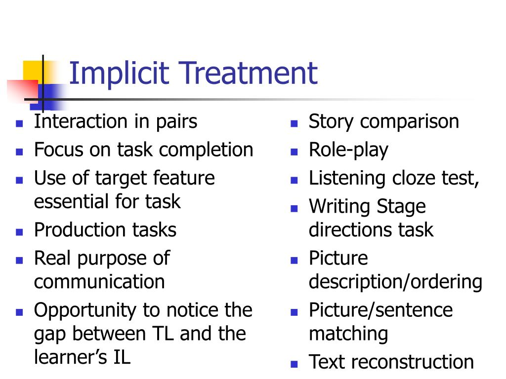 Interaction in pairs