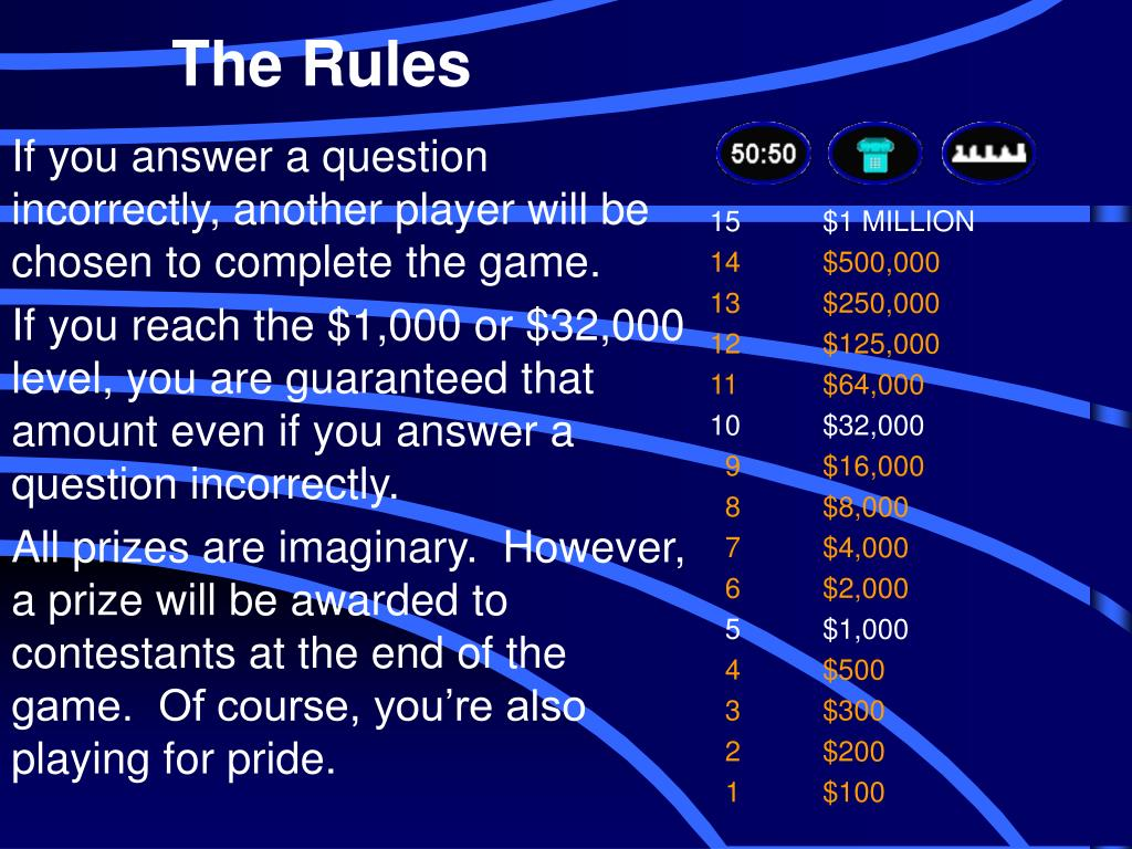 If you answer a question incorrectly, another player will be chosen to complete the game.