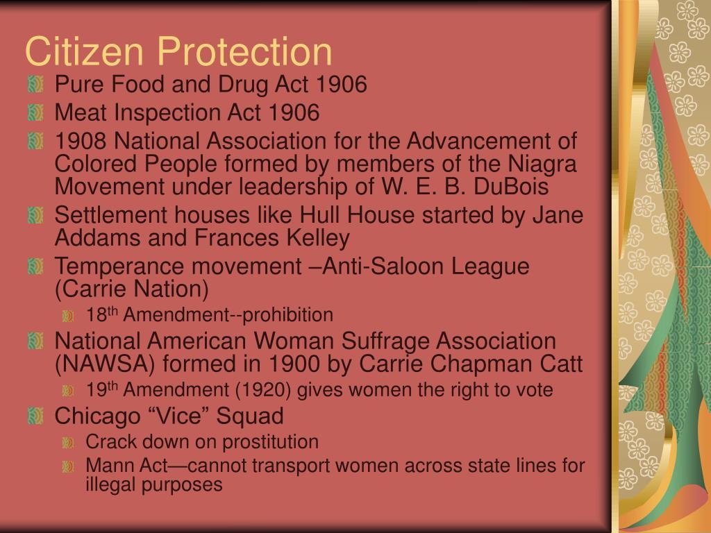 Citizen Protection