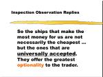 inspection observation replies12