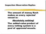 inspection observation replies13