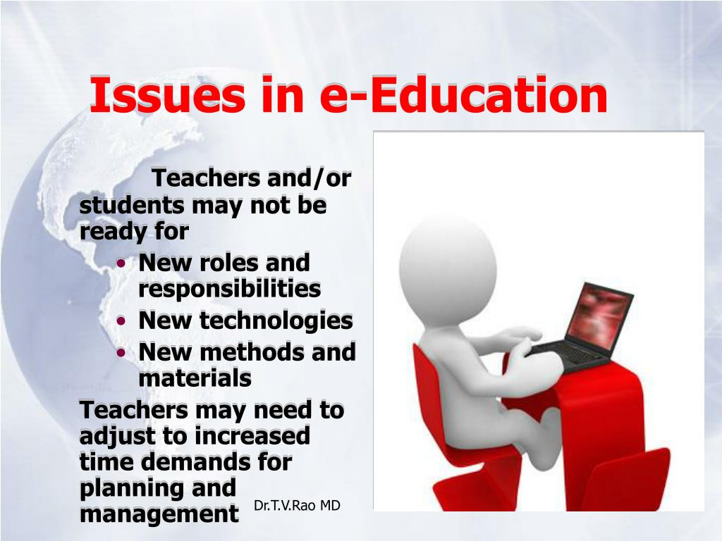 Issues in e-Education
