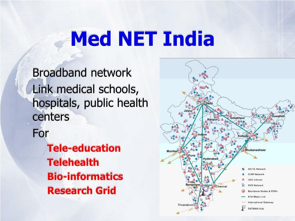 Med NET India