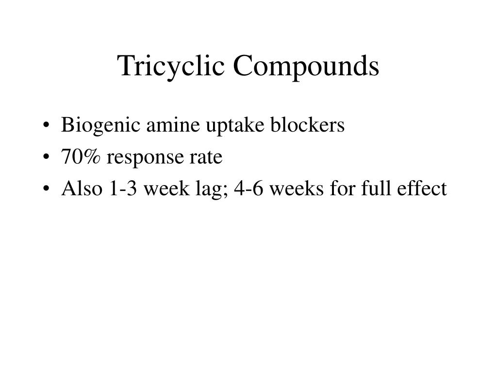 Tricyclic Compounds