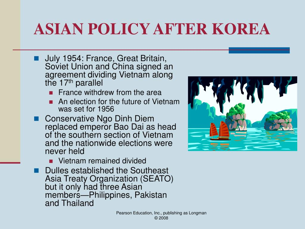ASIAN POLICY AFTER KOREA