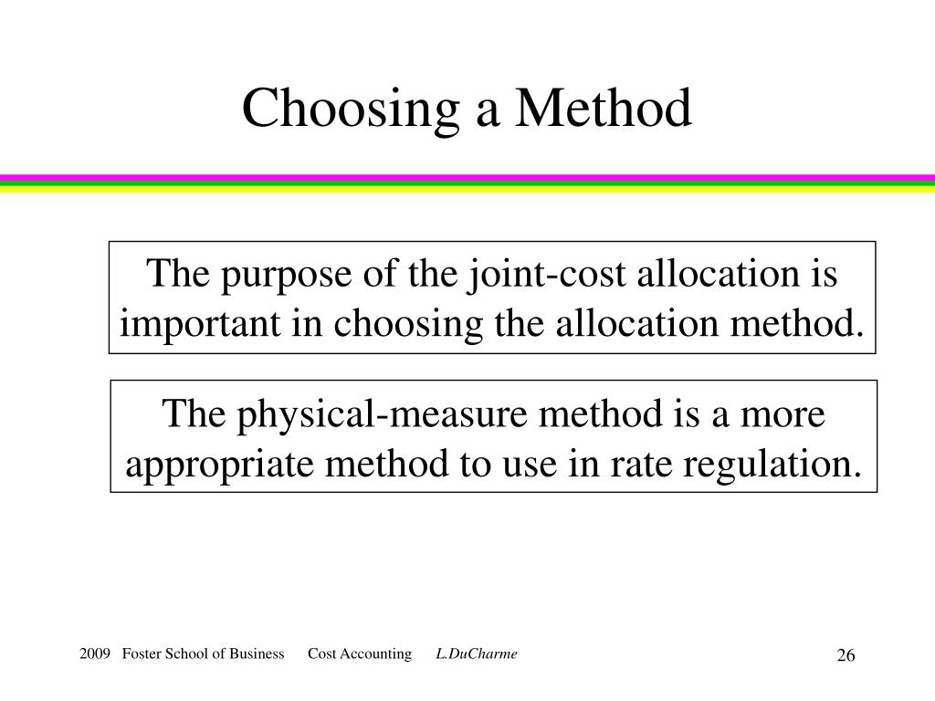 why cost allocation is important Manufacturing overhead (explanation the allocation method is suspect and could result quantity of direct labor hours and the cost of manufacturing overhead.