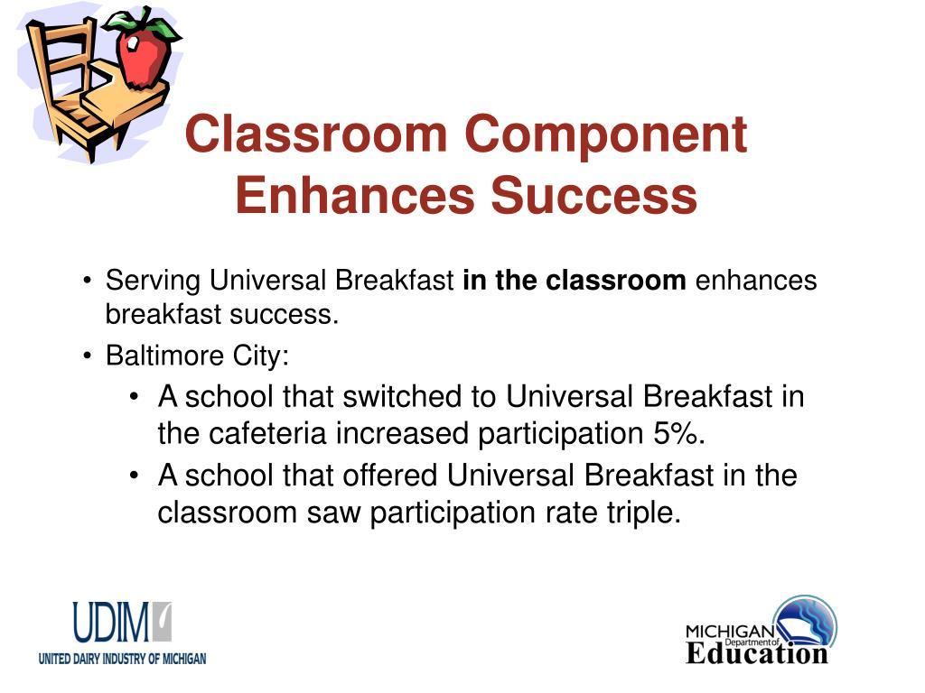 Classroom Component
