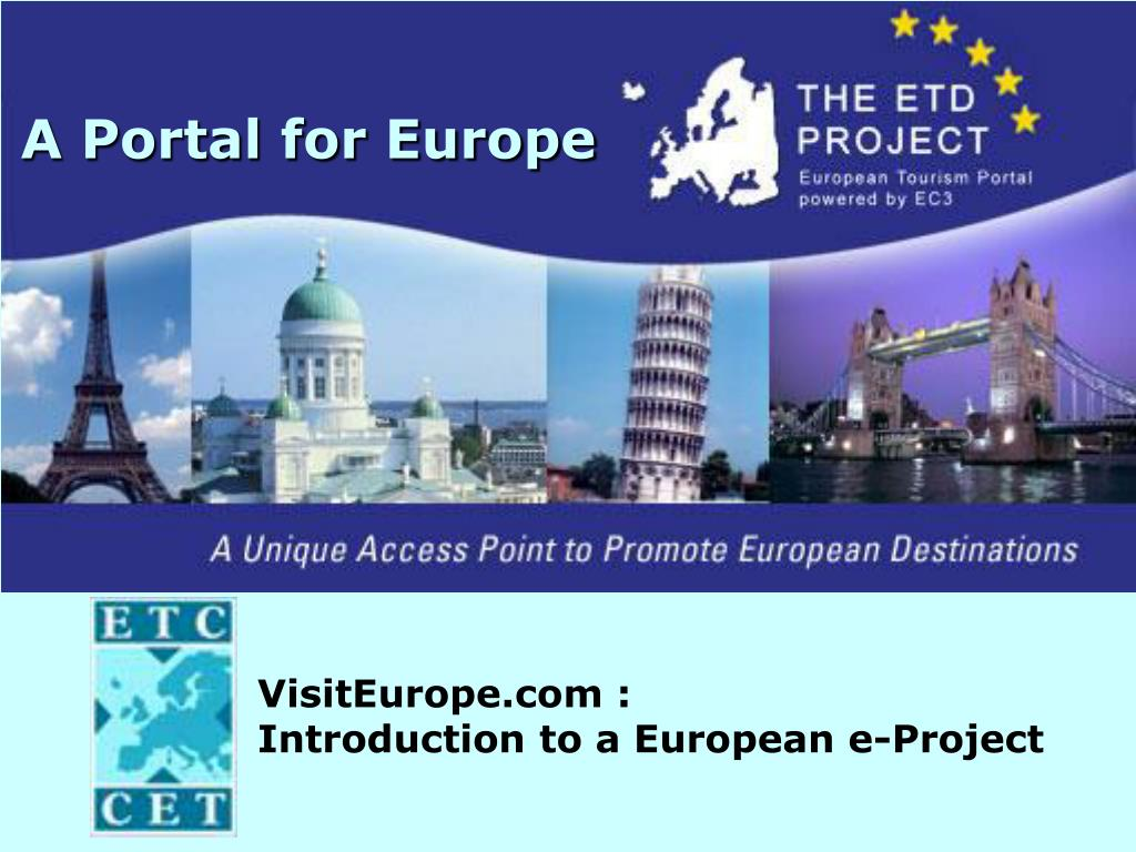 A Portal for Europe
