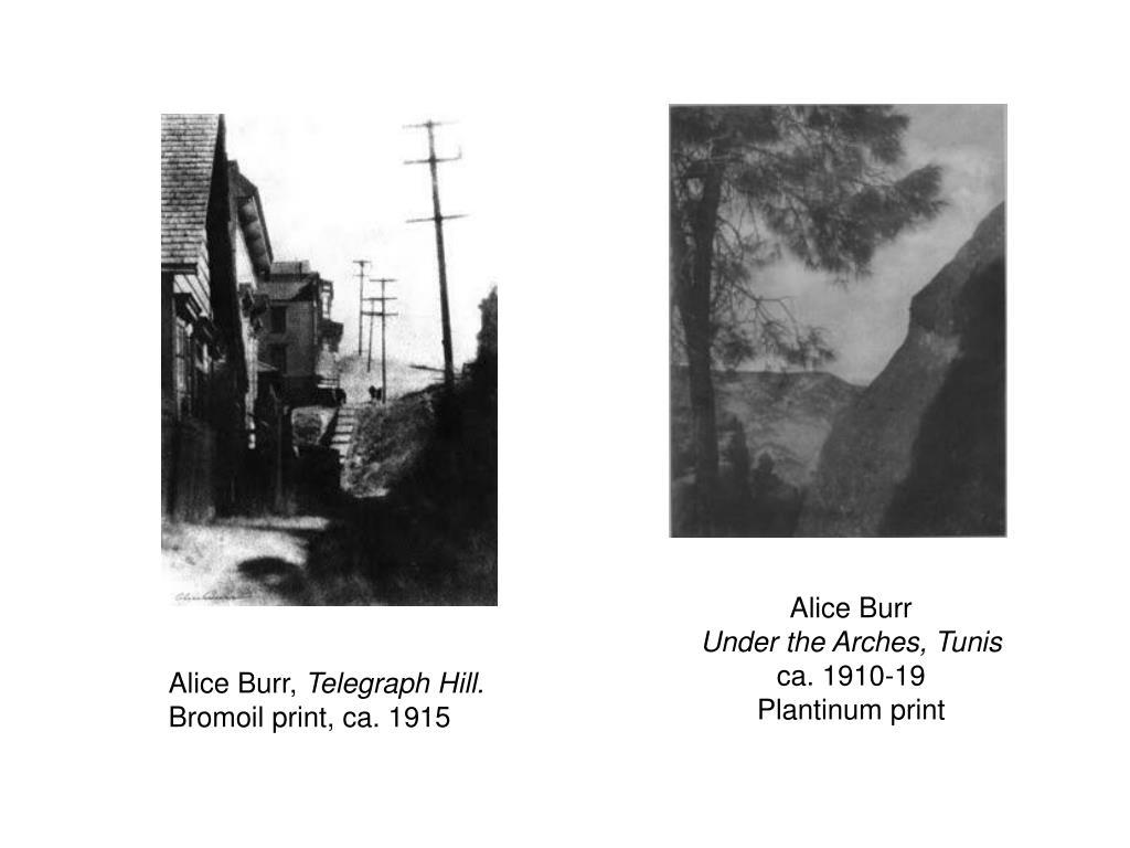 Alice Burr