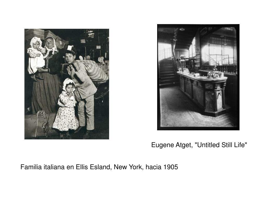 """Eugene Atget, """"Untitled Still Life"""""""