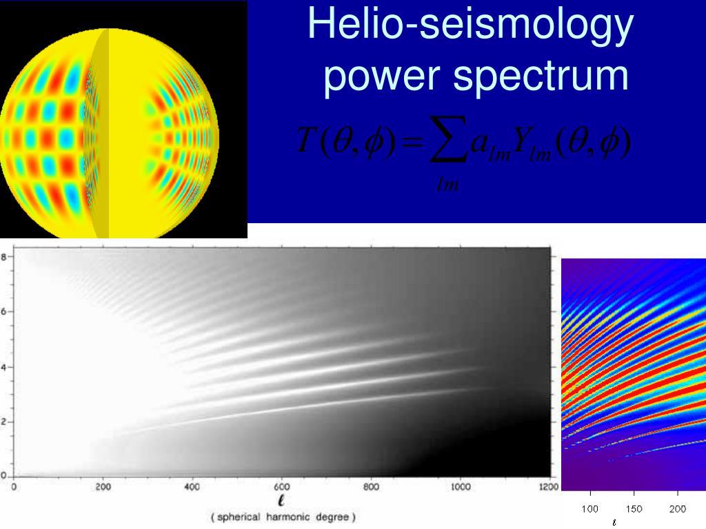 Helio-seismology