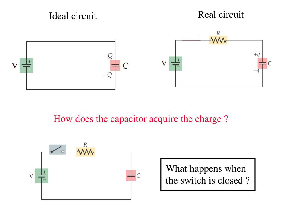 Real circuit