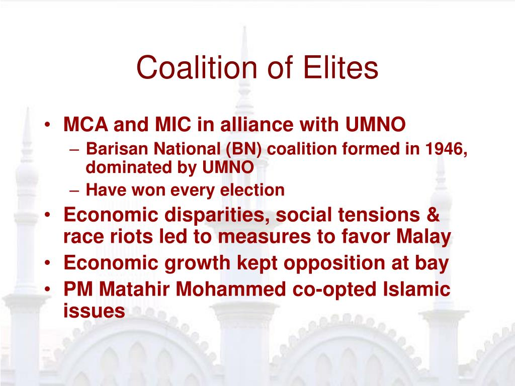 Coalition of Elites