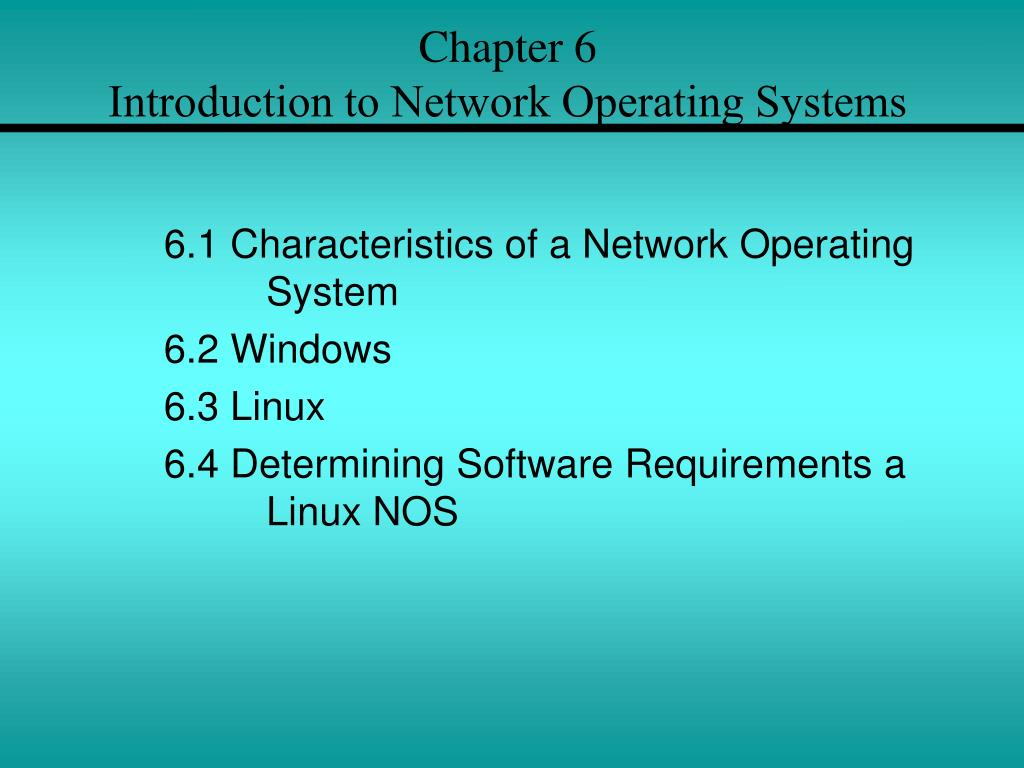 chapter 1 introduction to telecommunications Cis 361 data communications and networks chapter 1: introduction to telecommunications objectives: this chapter introduces basic telecommunications concepts.