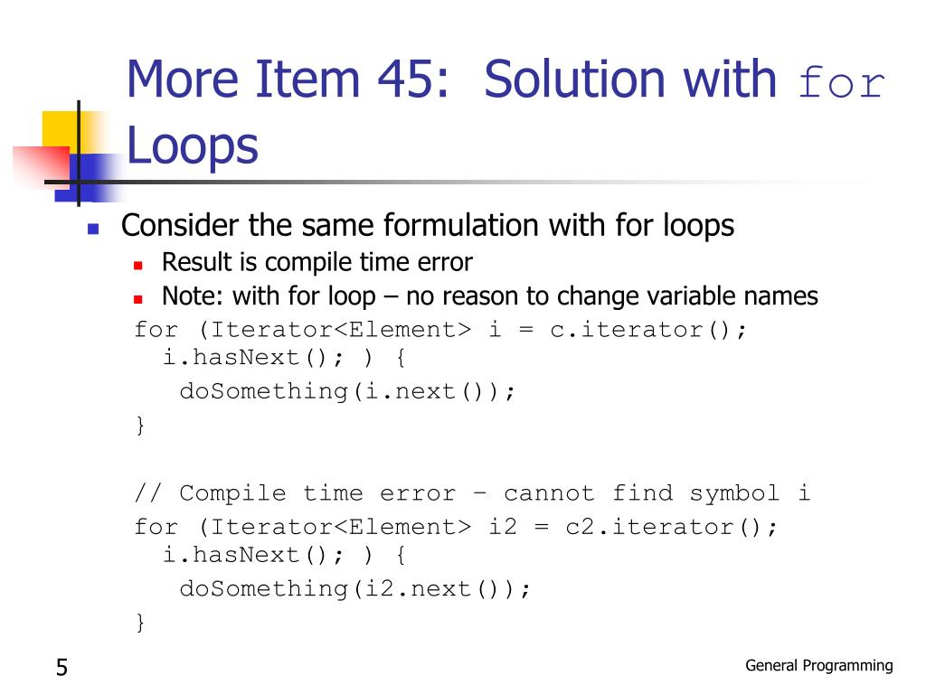 More Item 45:  Solution with