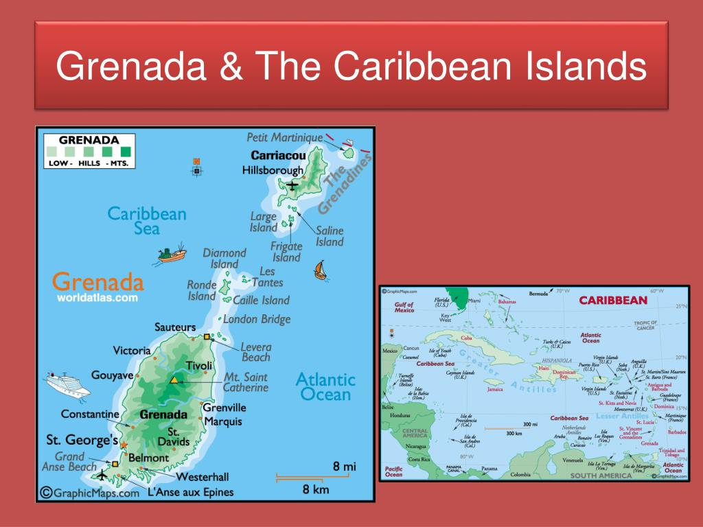 Grenada & The Caribbean Islands