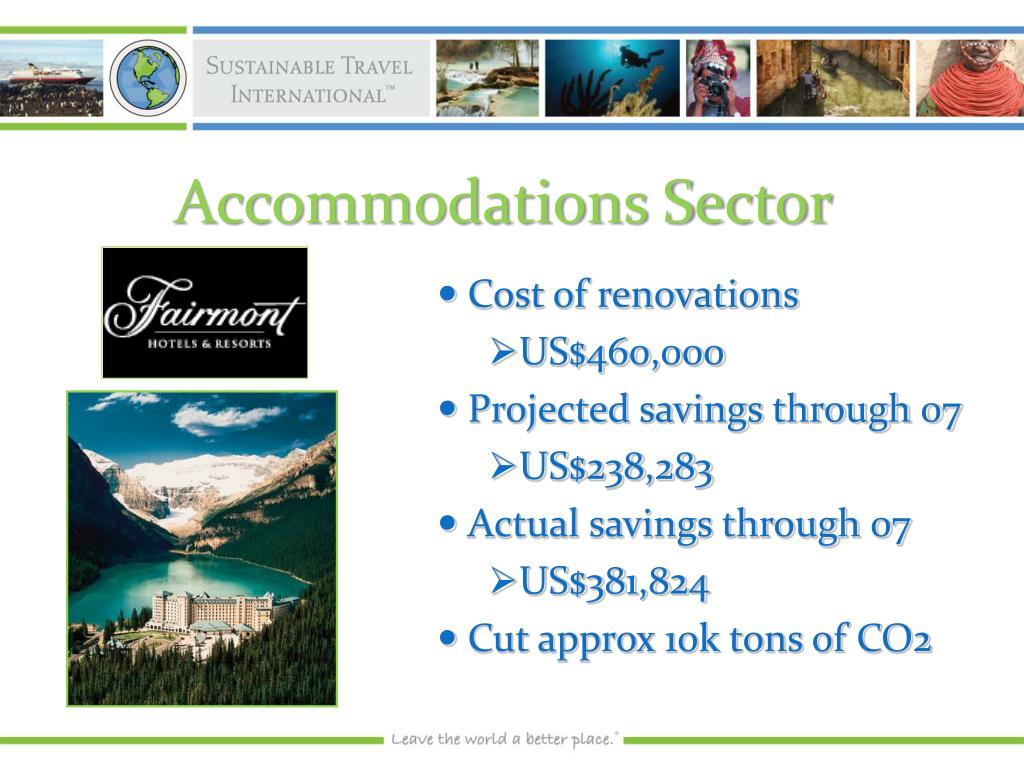 Accommodations Sector