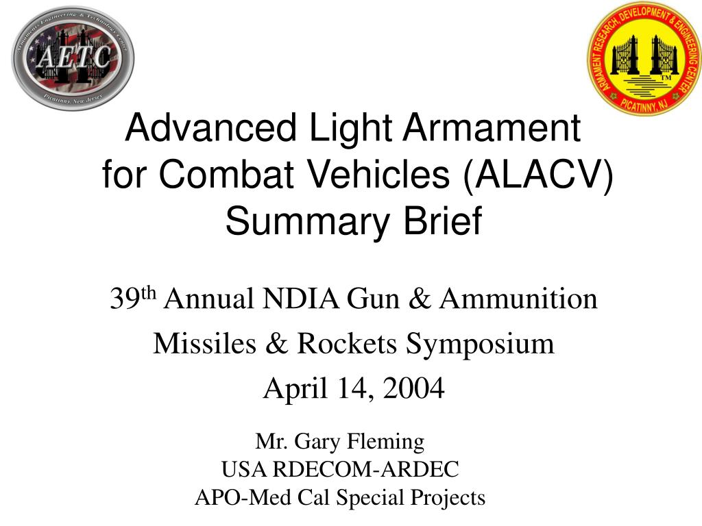 Advanced Light Armament