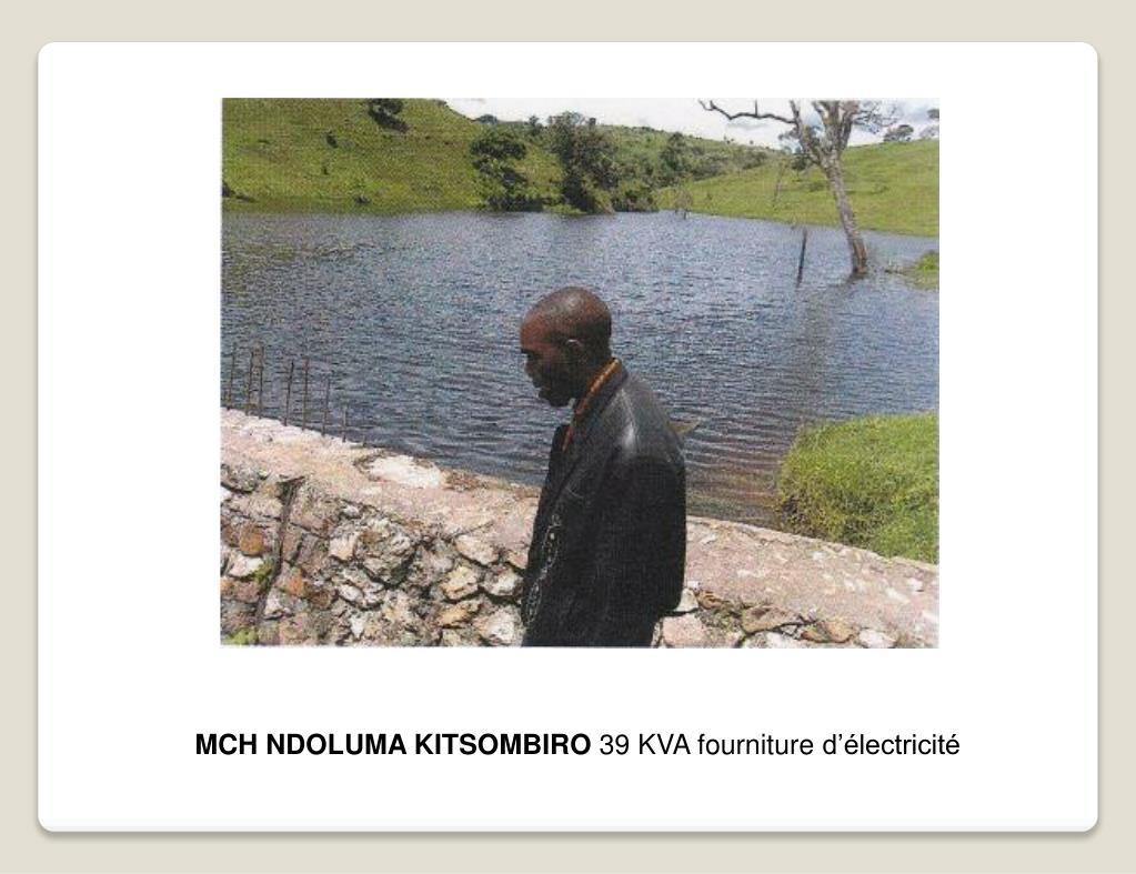 MCH NDOLUMA KITSOMBIRO