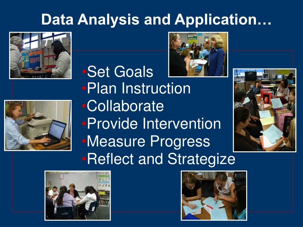 Data Analysis and Application…