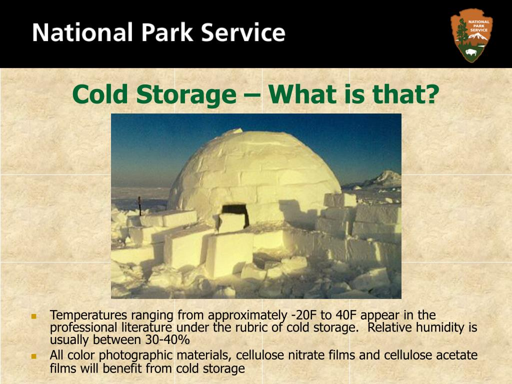 Cold Storage – What is that?