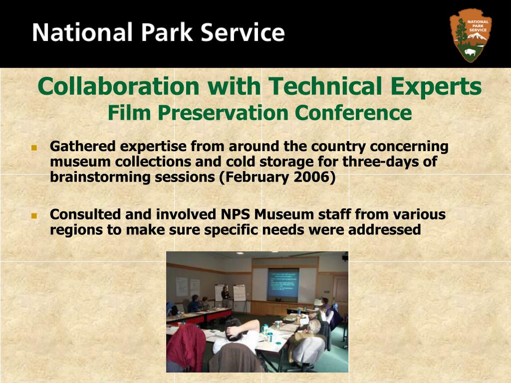Collaboration with Technical Experts