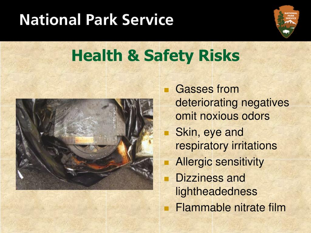 Health & Safety Risks