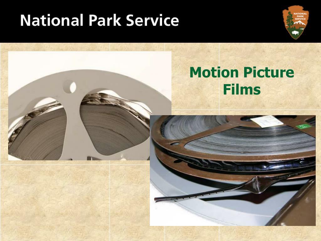Motion Picture Films