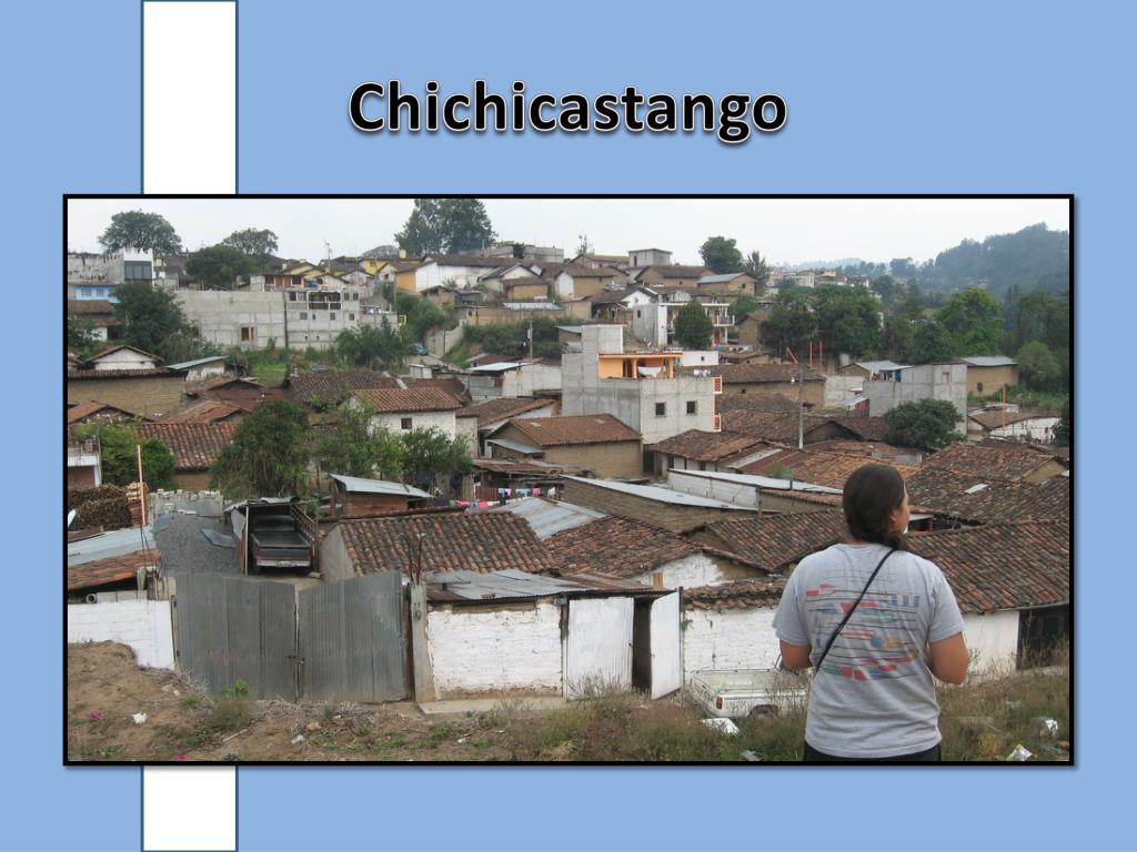 Chichicastango