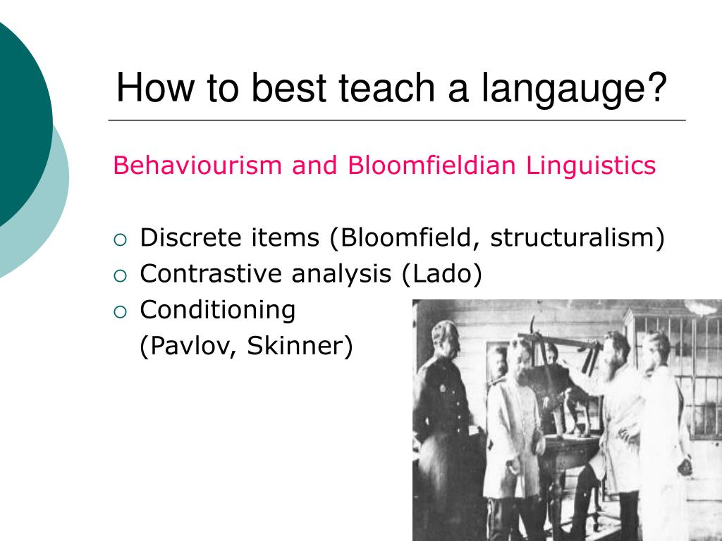 How to best teach a langauge?