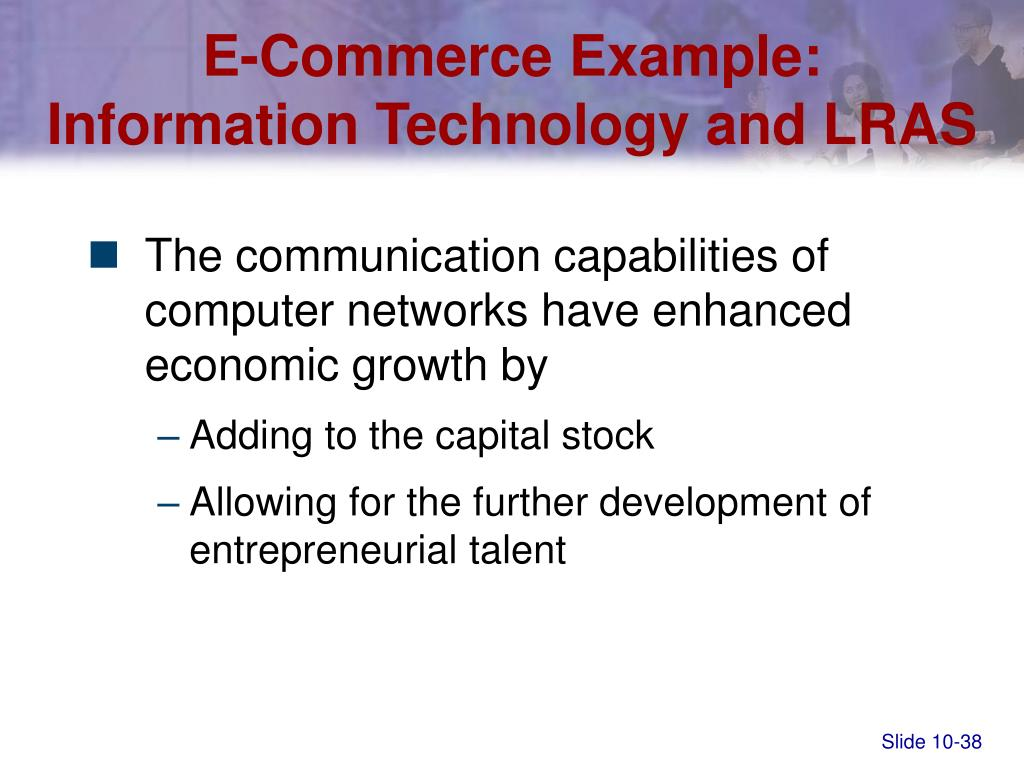 E-Commerce Example: