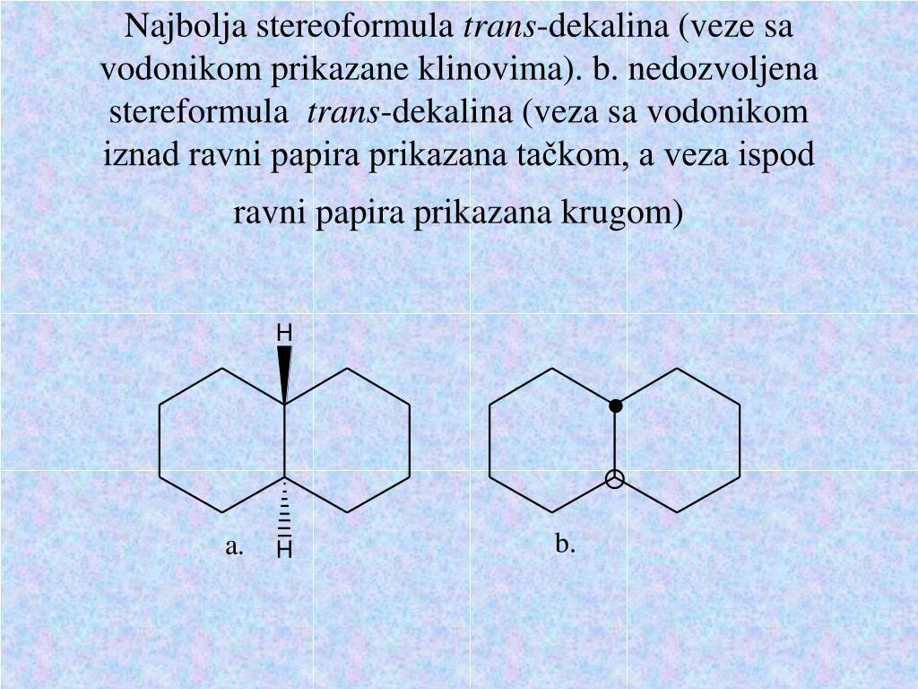 Najbolja stereoformula