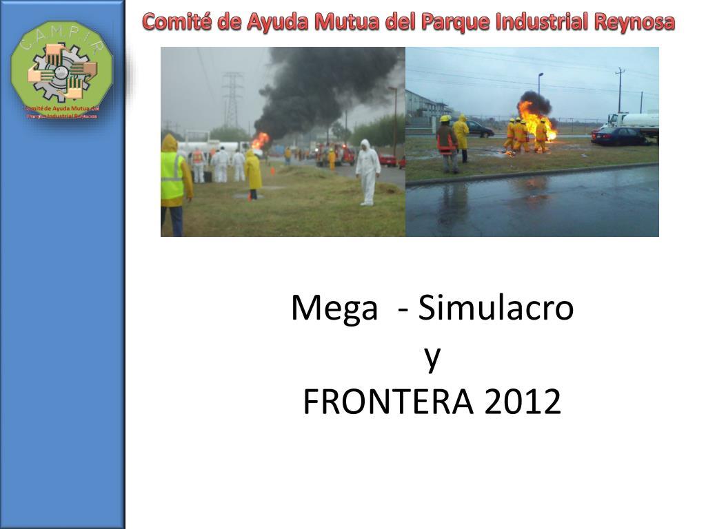 Comité de Ayuda Mutua del Parque Industrial Reynosa