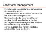2 2 behavioral management