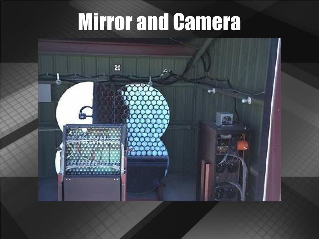 Mirror and Camera