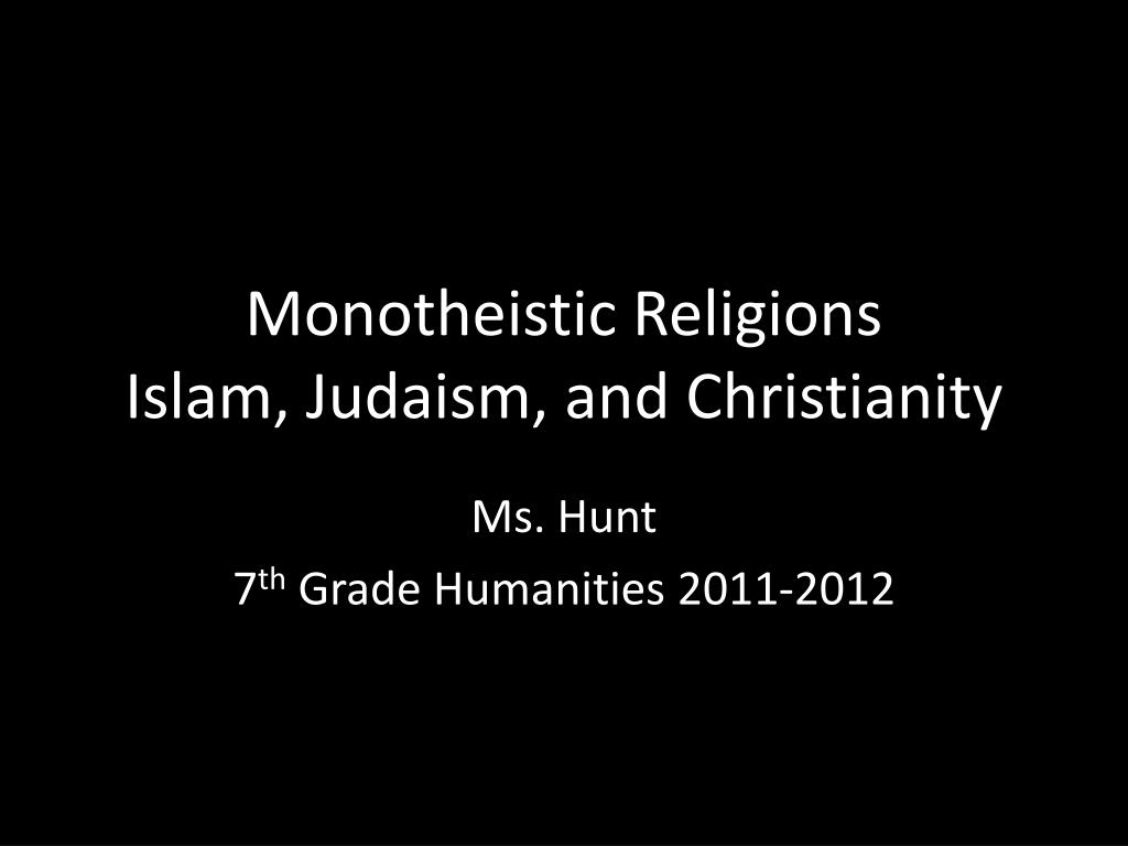 an analysis of the most prominent religions in the world christianity and islam Introducing world religions by-gaurav gurung religions provide platform to the people bringing them to consider their relations to god and supernatural elements several elements like sacred, divinity, supernaturalism, holy, godly etc come across when we are into religion religion is the diversely opinionated term which more or less talks about faith and belief system of.