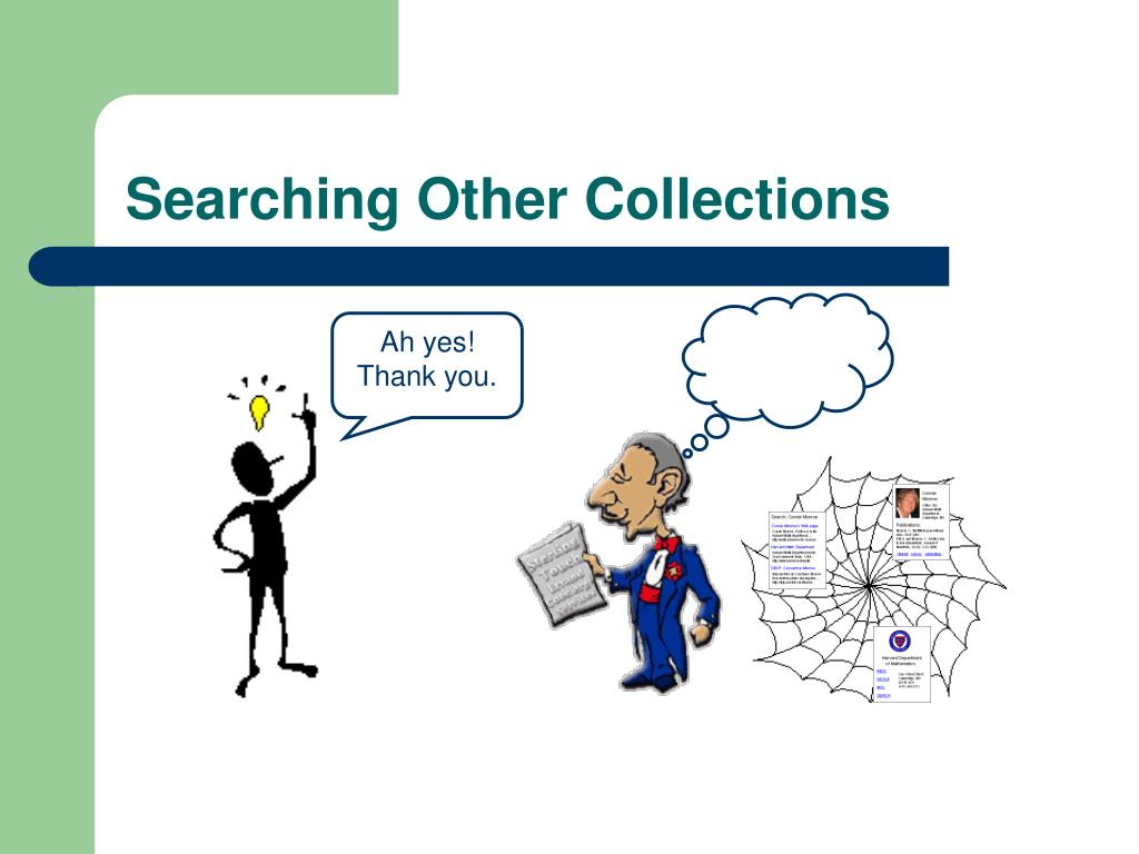 Searching Other Collections
