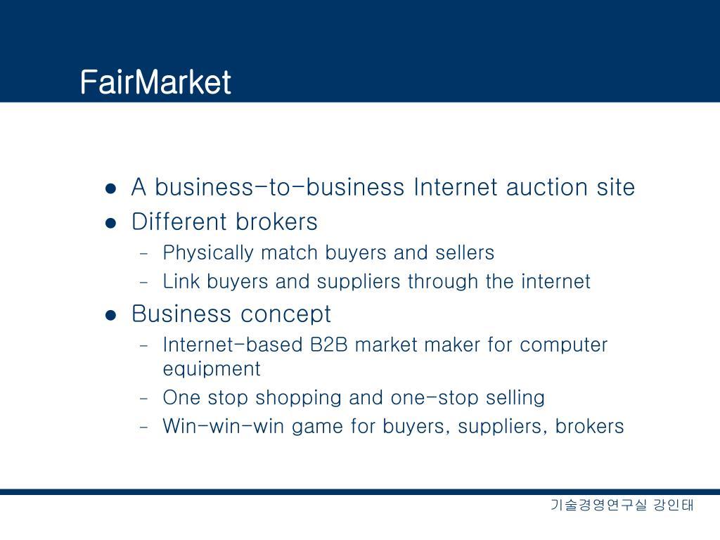 FairMarket