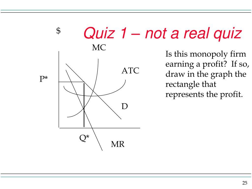 Quiz 1 – not a real quiz