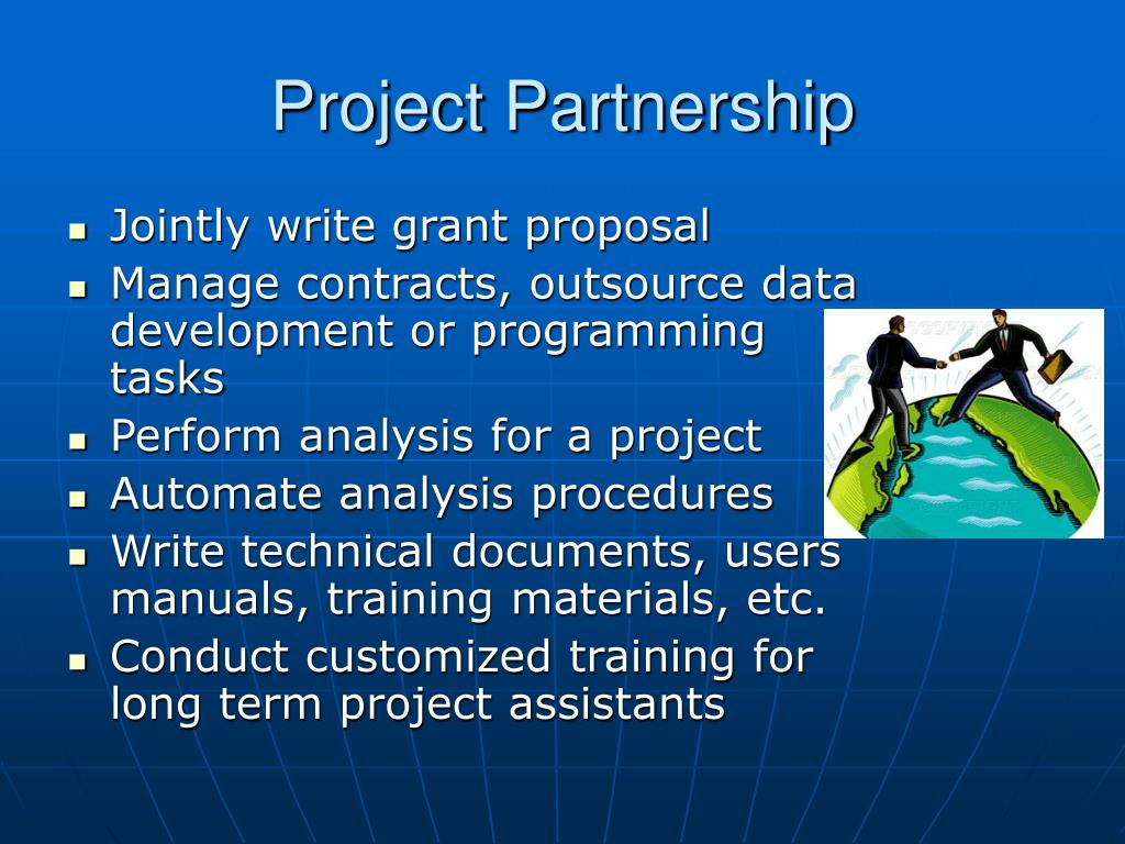 Project Partnership