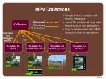 mpv collections