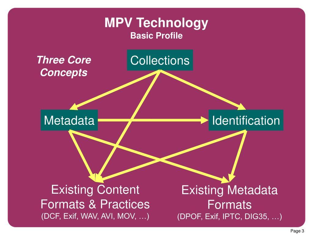 MPV Technology
