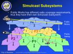 simulcast subsystems33