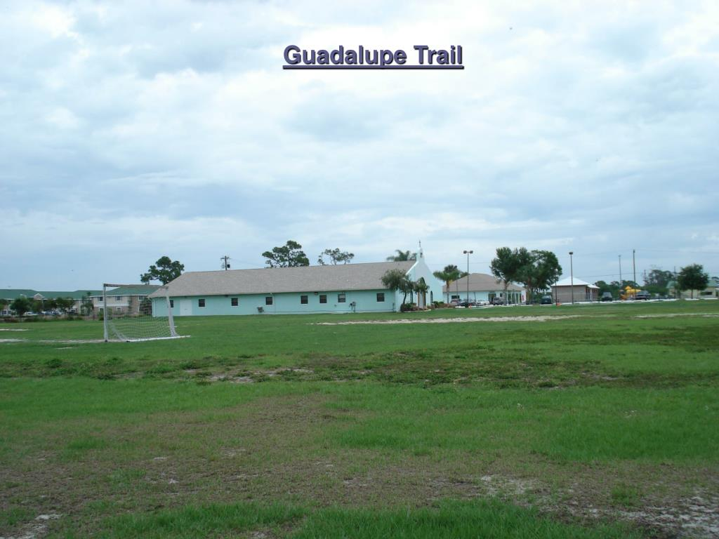Guadalupe Trail